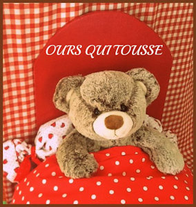 Ours qui tousse